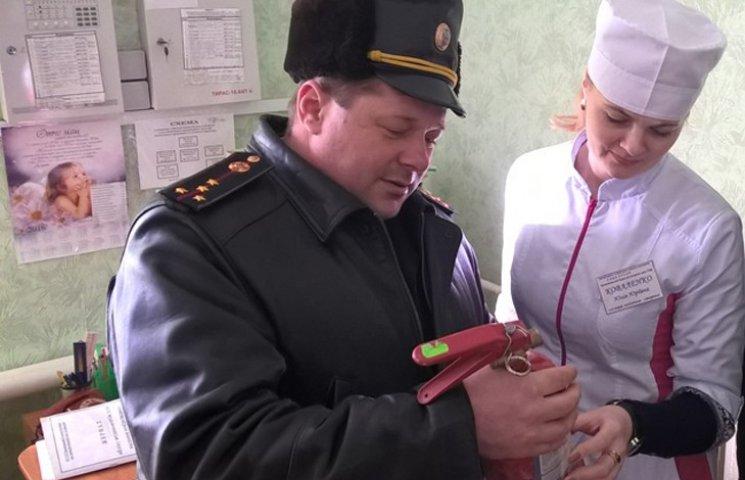 Персонал будинку-інтернату на Сумщині вчили евакуювати пенсіонерів