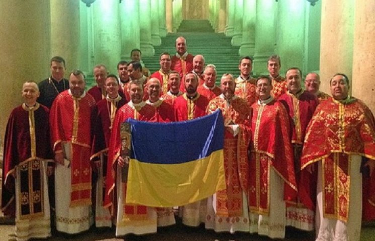 Священики з Тернопільщини відвідали Ватикан