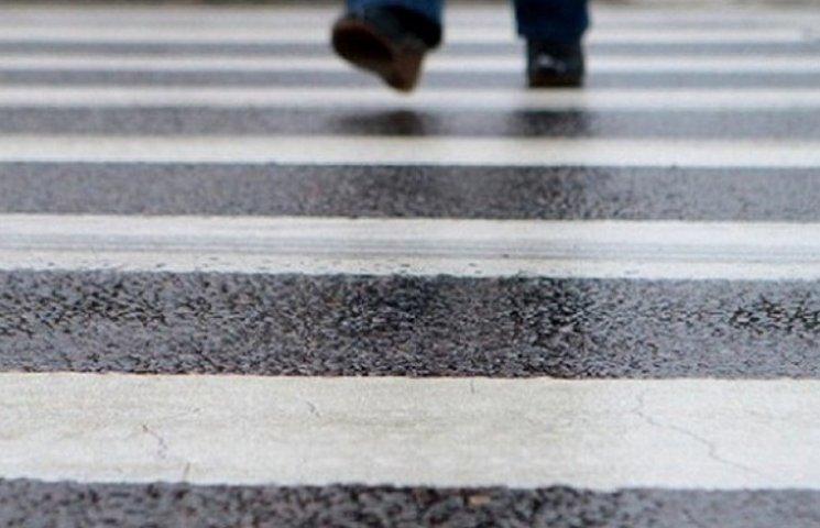 На Сумщини два тижні штрафували пішоходів-порушників