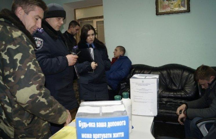 У Вінниці затримали школяра, який крав гроші зі скриньки для пожертв