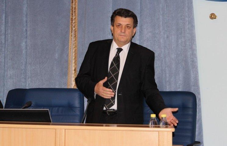 Голова вінницької облради про розкладушку, соратників Ляшка та як він обходиться без прес-секретарки