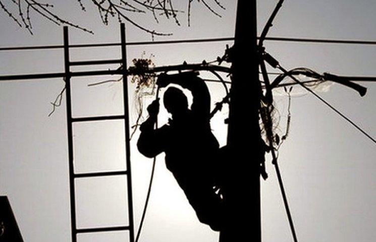 Сумчан попереджають про відключення світла