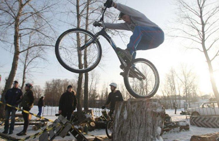 """В Запоріжжі пройде черговий велопробіг """"Критична маса"""""""