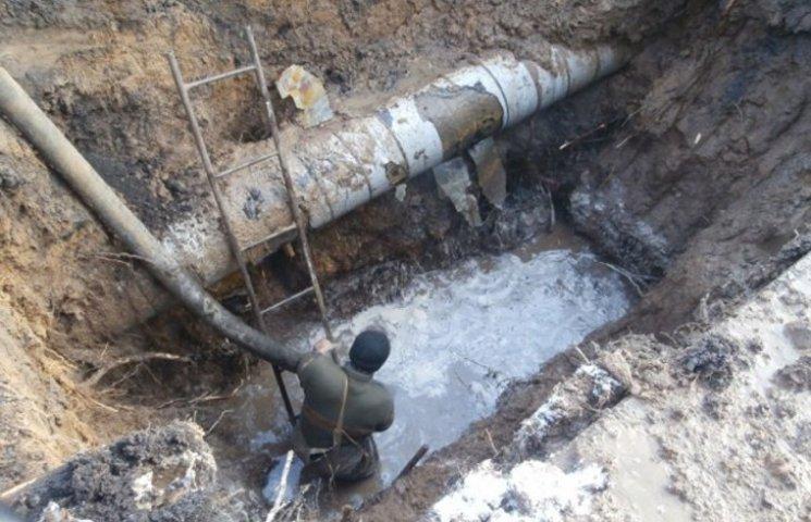 Дитячий садок та кілька будинків у Сумах через аварію залишилися без води