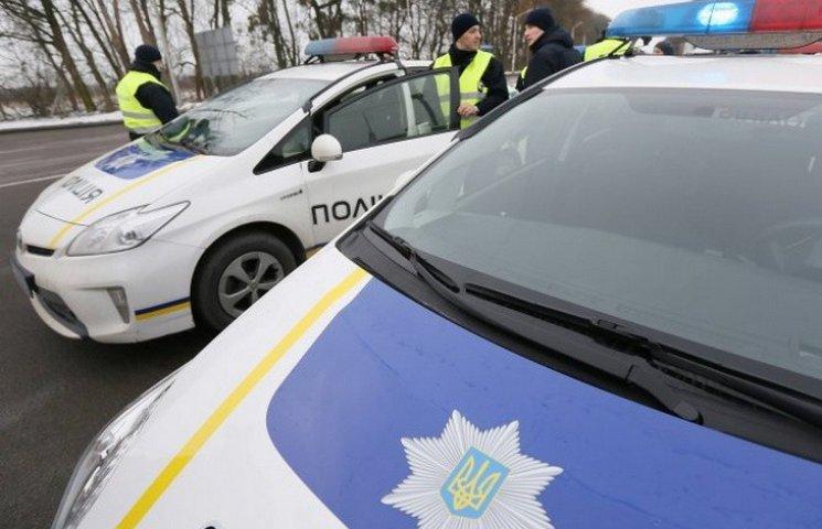 Вінницькі поліцейські влаштували погоню за іномаркою