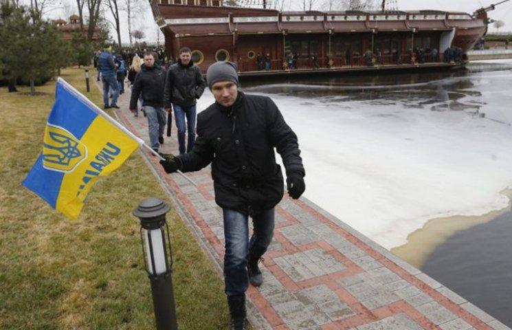 """Хроники Революции Достоинства: """"Импичмент"""" Януковича и падение Межигорья"""