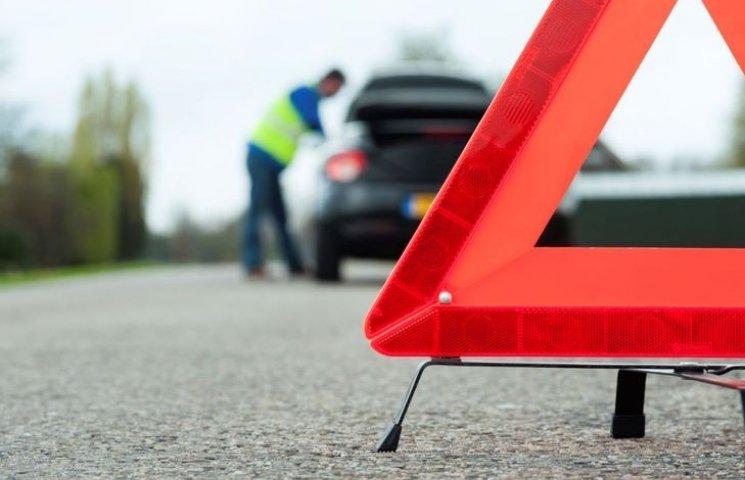 У Вінниці водій збив двох пішоходів