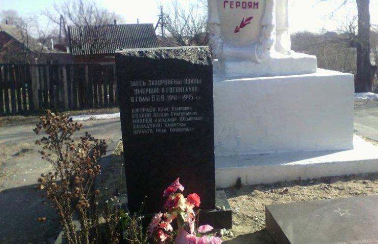 Розгул вандалізму у Сумах: Бидло зруйнувало ще один меморіал