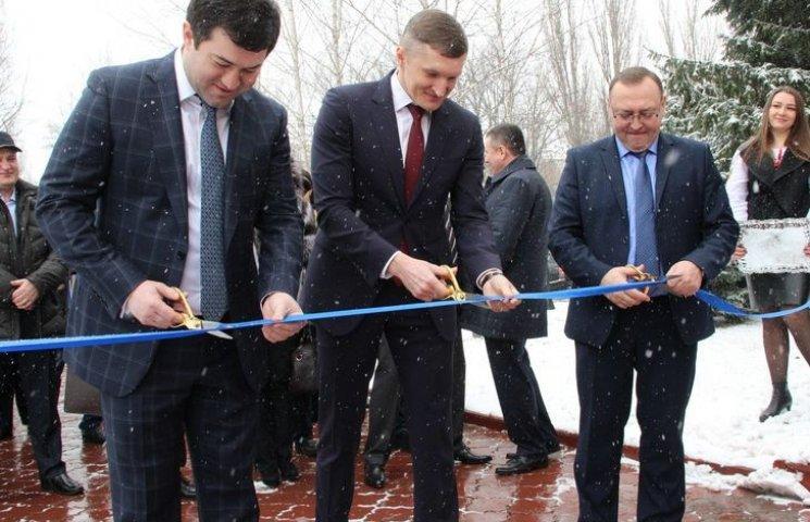 Головний податківець України відкрив у Вінниці модернізований офіс