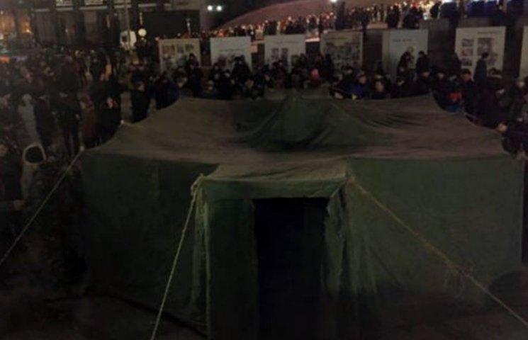 Второй год Майдана. Майдан-3 может устроить сама власть