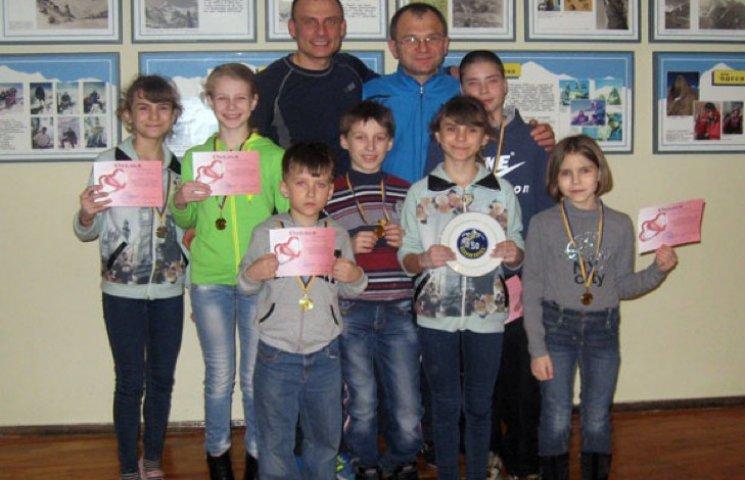 Скалелази з Хмельниччини дісталися турнірної вершини