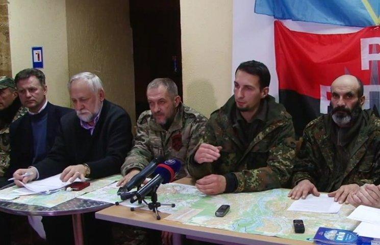 Кто устраивает Майдан-3. Вожди Революционных правых сил