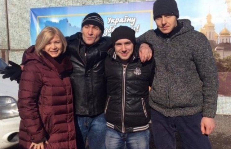 Бійця одеської бригади звільнили з полону бойовиків