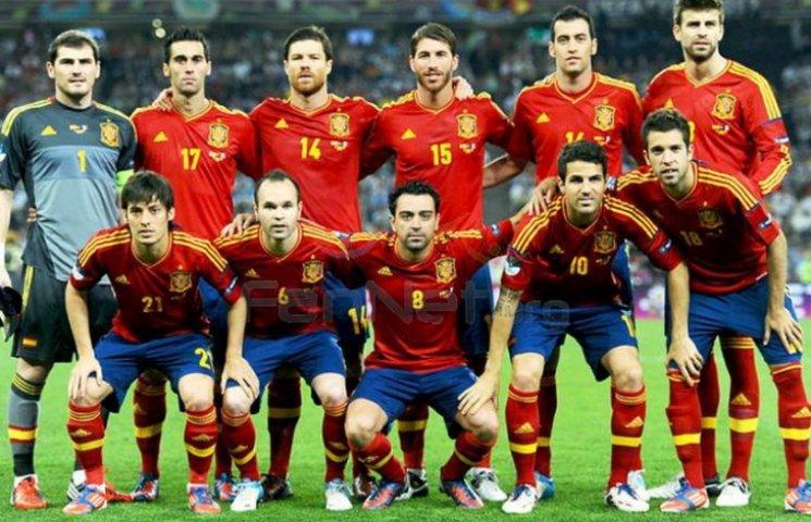 Збірну Іспанії можуть відсторонити від Євро-2016