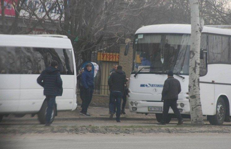 Самооборонівці розкрили подробиці операції проти ленінофілів у Запоріжжі