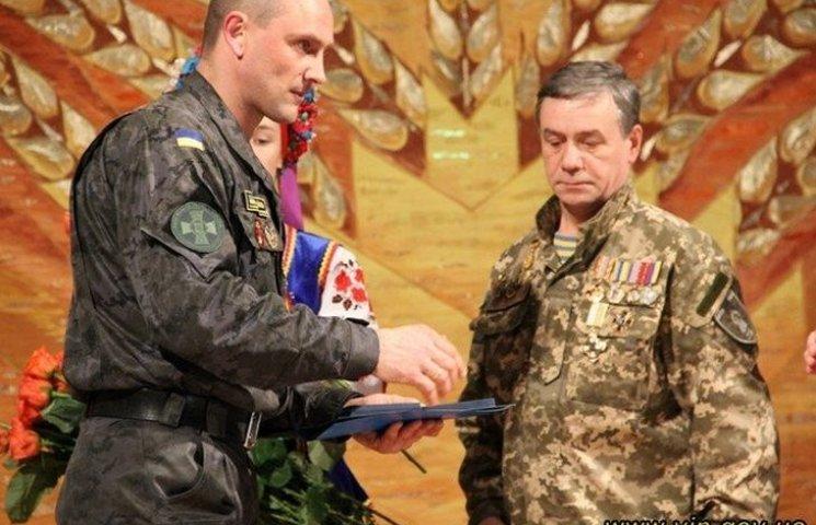 """300 вінничан отримали медалі """"За оборону м. Дебальцево"""""""