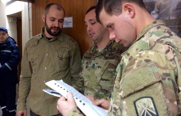 Піротехніки з всієї України вчаться в американських колег гуманітарному розмінуванню