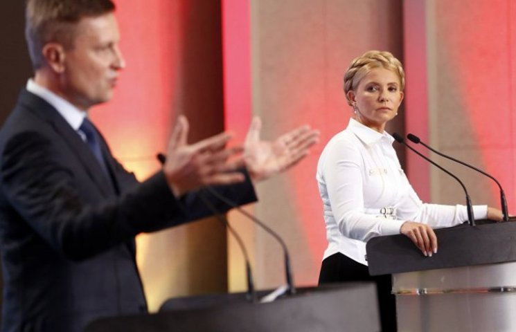 Хто топить стенограмою з РНБО Тимошенко та Наливайченка