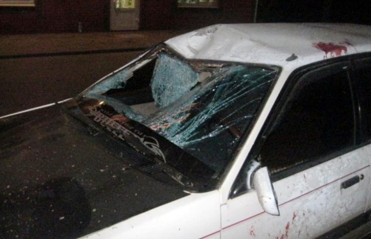 На Сумщині спіймали водія, який втік з місця ДТП, смертельно травмувавши двох пішоходів