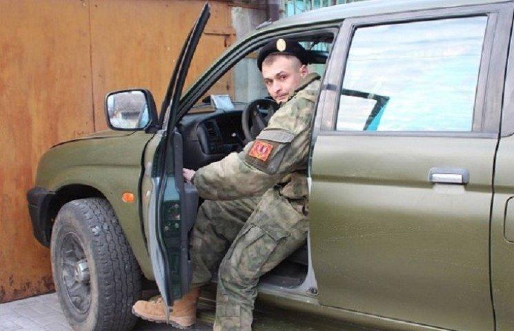 Запорізькі волонтери підігнали миколаївським морським піхотинцям позашляховик
