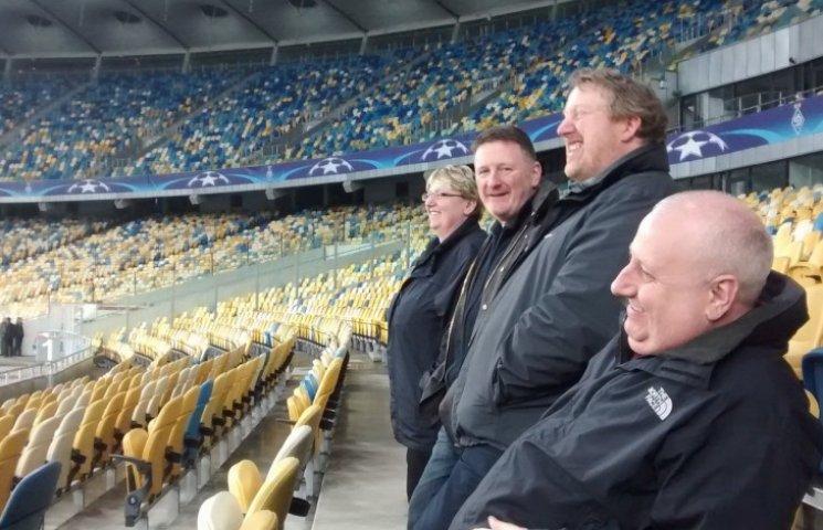 """Фанати """"Манчестер Сіті"""": Україна - чудова, але у вас є расизм"""
