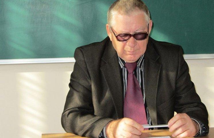 Сумський письменник отримав у Чернігові літературну премію