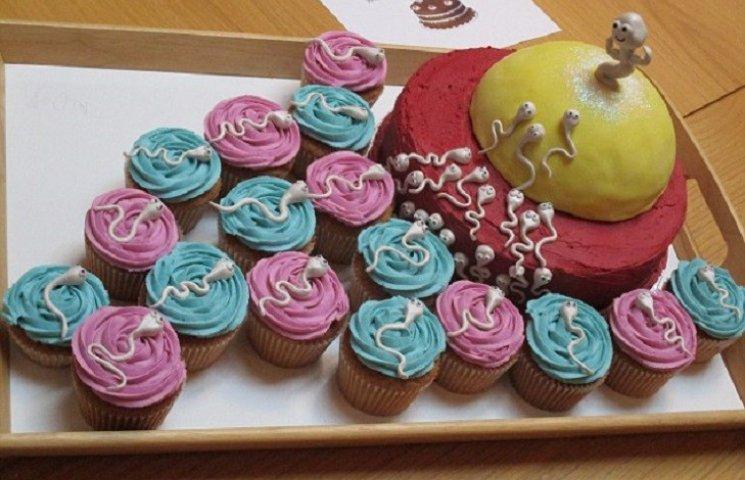Як студенти-акушери прославились завдяки анатомічним тортам та кексам