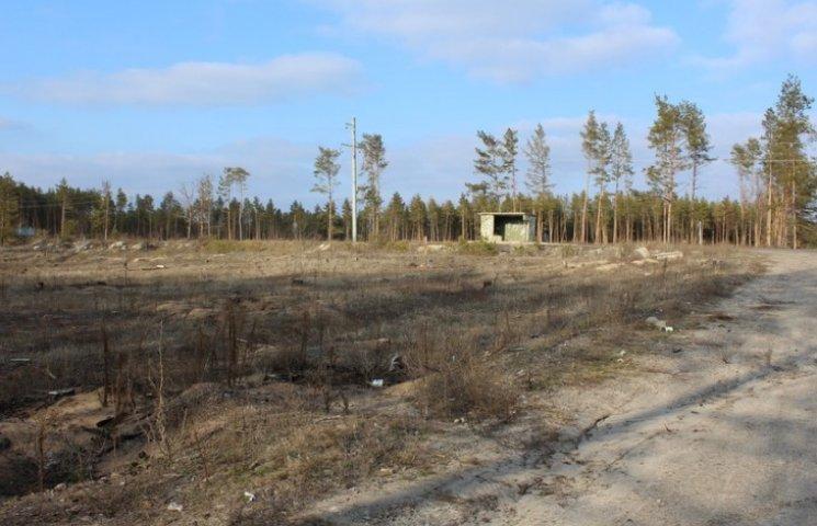 Слідами Стрєлкова: місця боїв під Краматорськом досі нагадують про 200 знищених бойовиків (ФОТО)