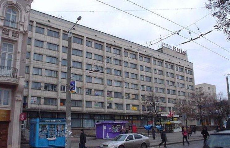 Отель в центре Кировограда платит городу за аренду 7 копеек за квадратный метр