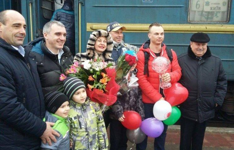 Миколаївський фрістайліст повернувся додому з Кришталевим глобусом