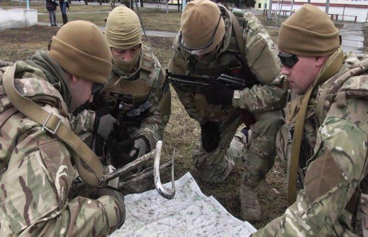 Легендарные части нашей Армии: 8-й отдел…