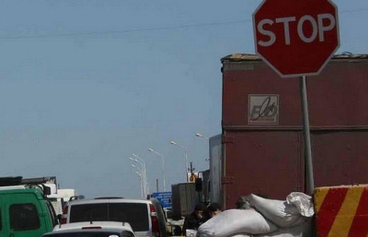 Вінницькі підприємці незаконно експортували сільгосппродукцію до анексованого Криму