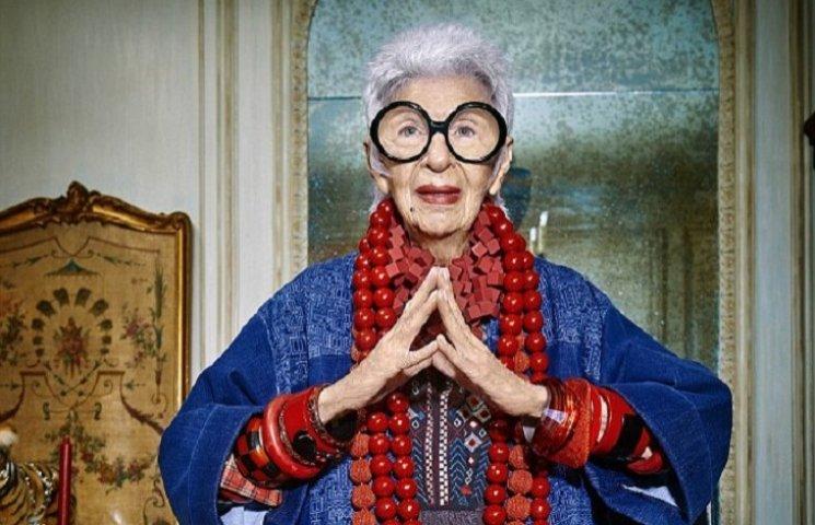 """94-річна """"ікона стилю"""" стала обличчям відомого бренду"""