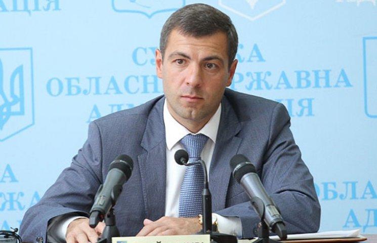 """Одіозний екс-губернатор керуватиме на Сумщині """"нащадком"""" партії регіонів"""