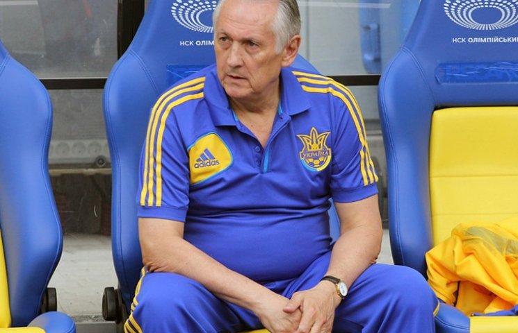 Головний тренер збірної Михайло Фоменко став почесним громадянином Сум