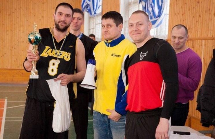 У Миколаєві пройшов відбірковий етап Winter basket battle 3x3