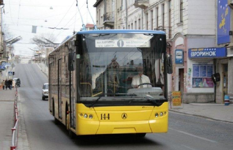 У Тернополі зросте вартість проїзду в тролейбусах