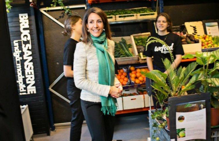 У Данії вперше в світі відкрили супермаркет харчових відходів (ФОТО)