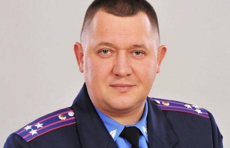 В Хмельницької поліції новий очільник