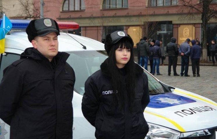 """У Сумах стартує """"муштра"""" нових патрульних поліцейських"""