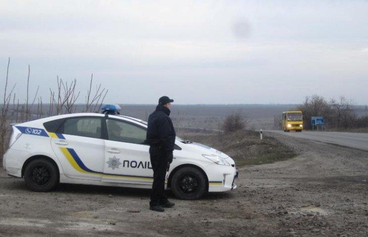 На скандальному посту в Коблево знов запрацювали патрульні
