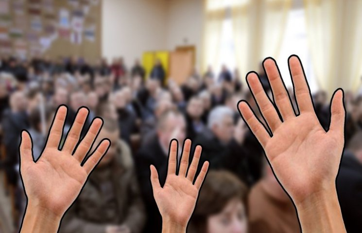 Відтепер в місцевих радах буде поіменне голосування