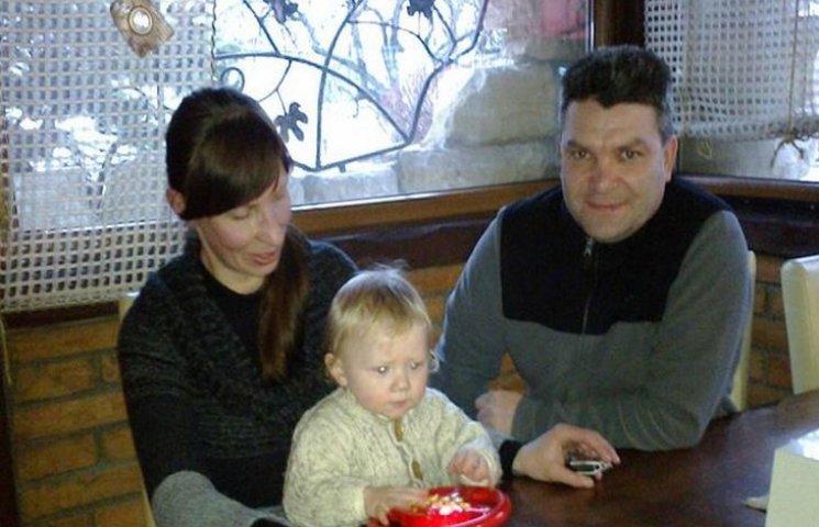 На Тернопільщині жінка назвала сина на честь Героя Небесної Сотні