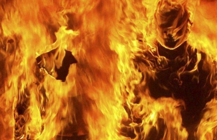 На Сумщині пенсіонер спалив себе живцем