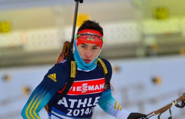 Ще один український біатлоніст попався на допінгу