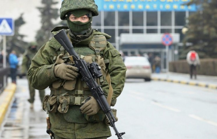 Хроніки окупації Криму: Російські війська пішли у наступ