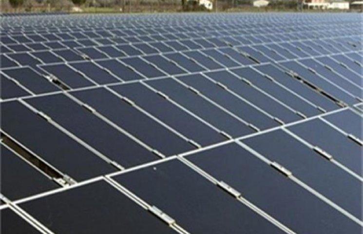 Нову сонячну електростанцію будують в Коржівцях на Хмельниччині