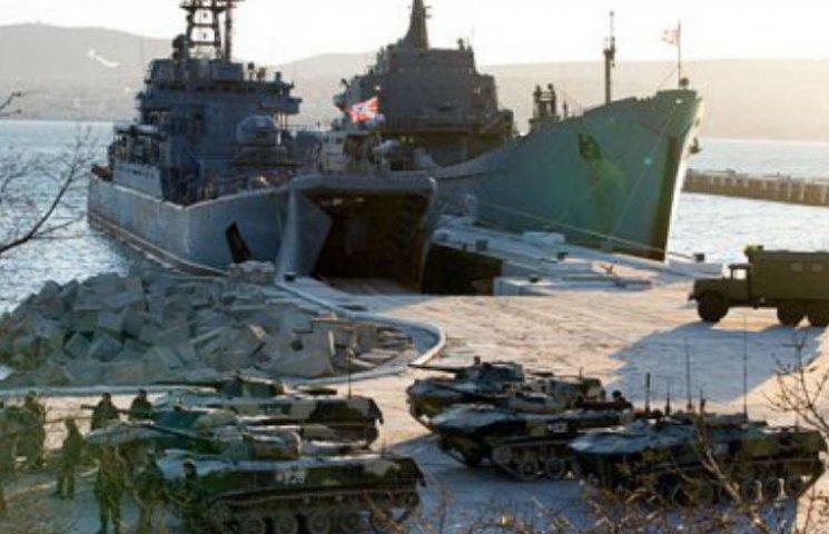 Хроники оккупации Крыма: 1 марта, за шаг от войны