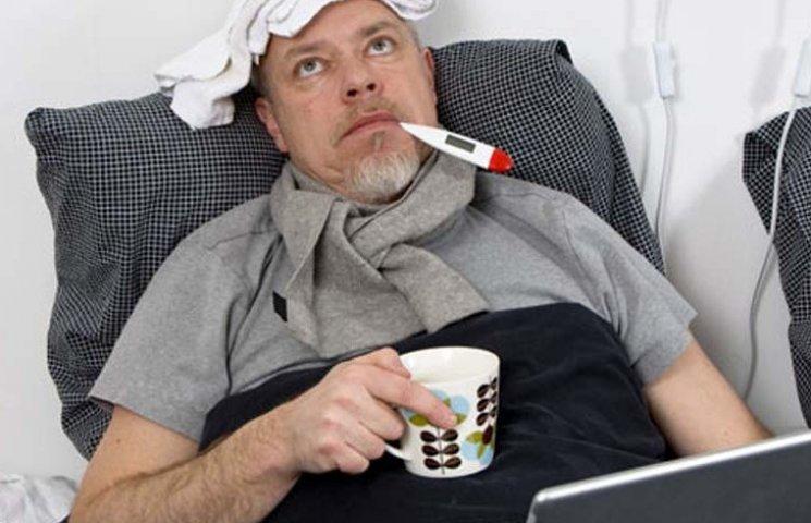 У Запоріжжі рівень захворюваності на ГРВІ та грип нижче епідпорогу в два рази