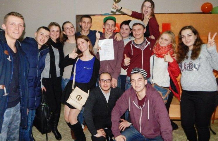 Мешканці студентських гуртожитків СумДУ зіграли у КВН